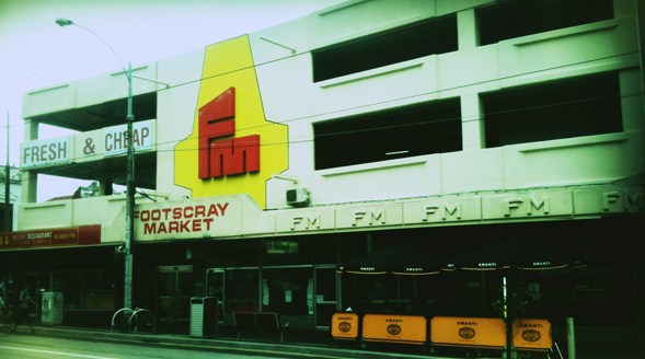 Footscray Market Opening Hours – Christmas 2011
