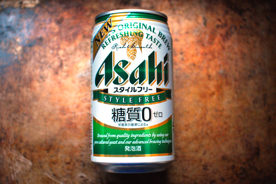 Asahi Style Free: Happoshu and Beer of the Third Kind